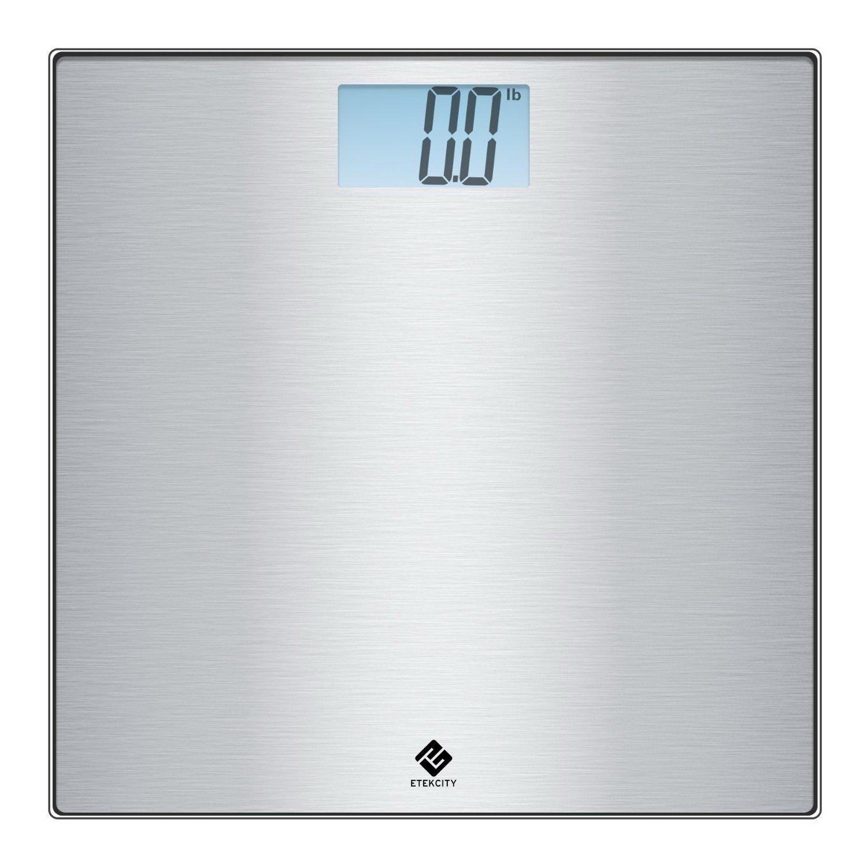 Amazon Com Etekcity Digital Body Weight Bathroom Scale With