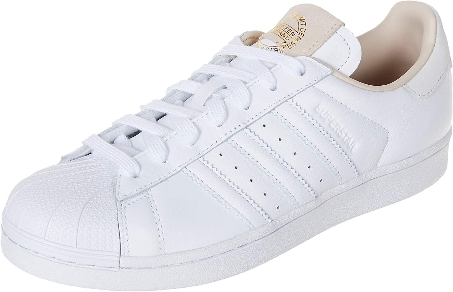 Adidas Superstar White White Crystal White