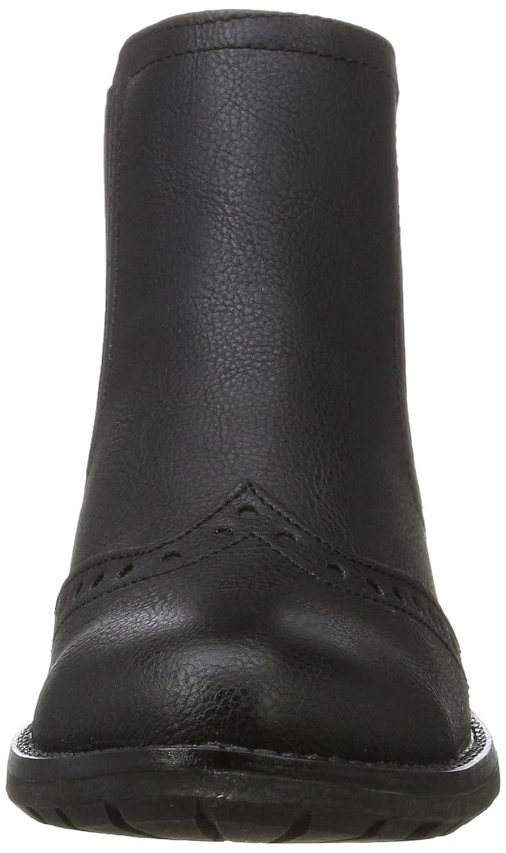 MARCO TOZZI Stiefel Damen 25034 Chelsea Stiefel TOZZI Schwarz (schwarz Antic) 6d8b92
