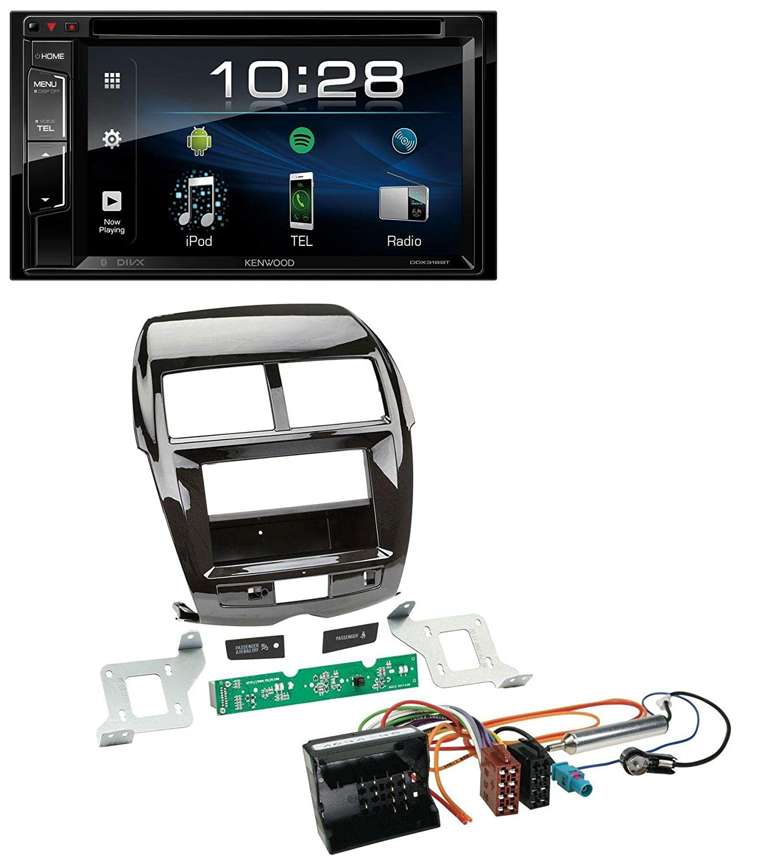 Kenwood DDX31 8BT DVD 2DIN CD MP3 USB Bluetooth Car: Amazon