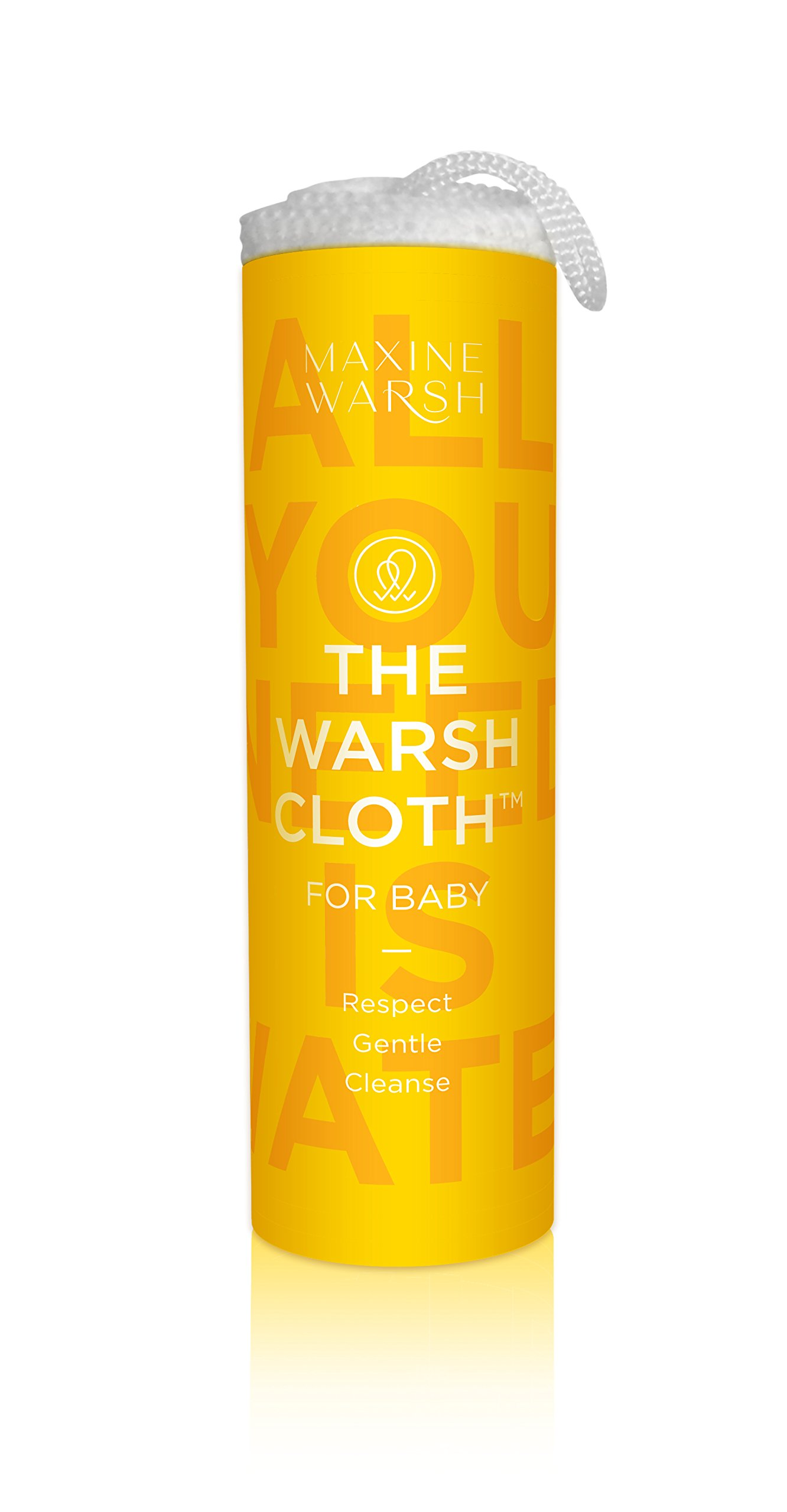 Baby Warsh Cloths-4 Pack by Warsh Cloths