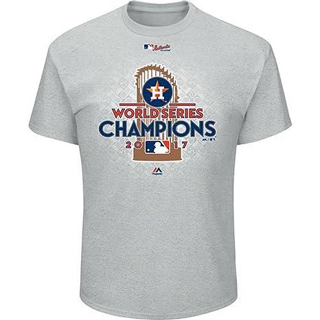 09be87d5e08 Amazon.com   Majestic Mens Astros World Series Champions Locker Room ...
