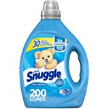 Liquid Fabric Softener 2X Concentrated Blue Sparkle