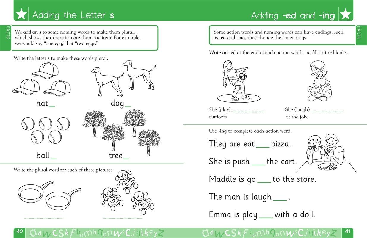 Workbooks 1st grade math workbooks : DK Workbooks: Spelling, First Grade: DK: 9781465429100: Amazon.com ...
