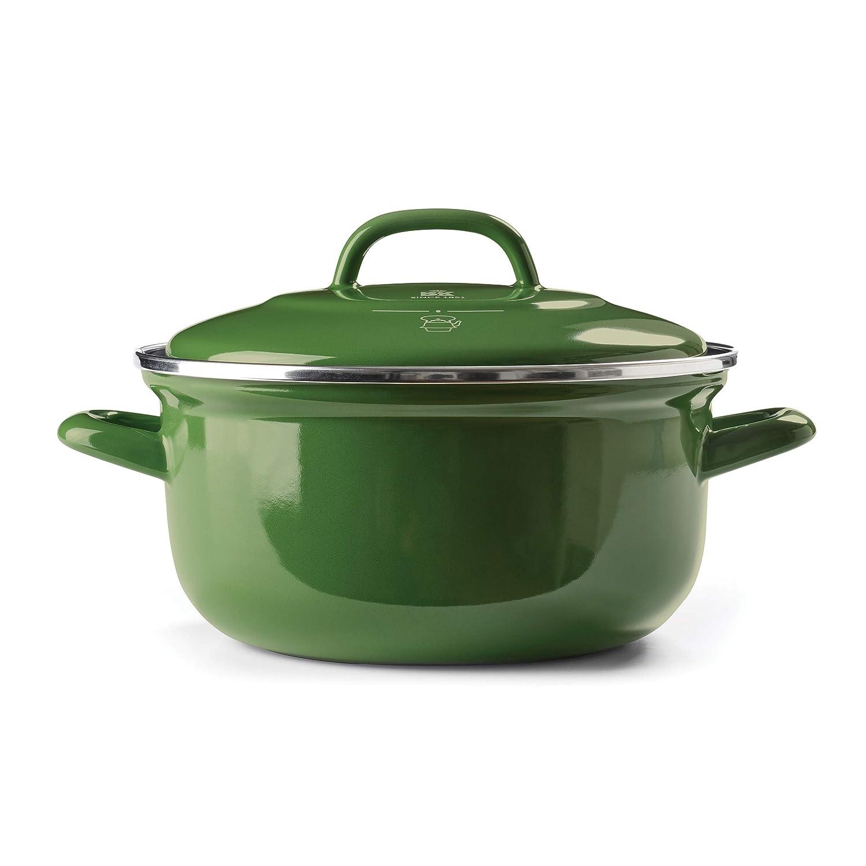BK Cookware CC002472-001 Dutch Oven Green 5.5QT