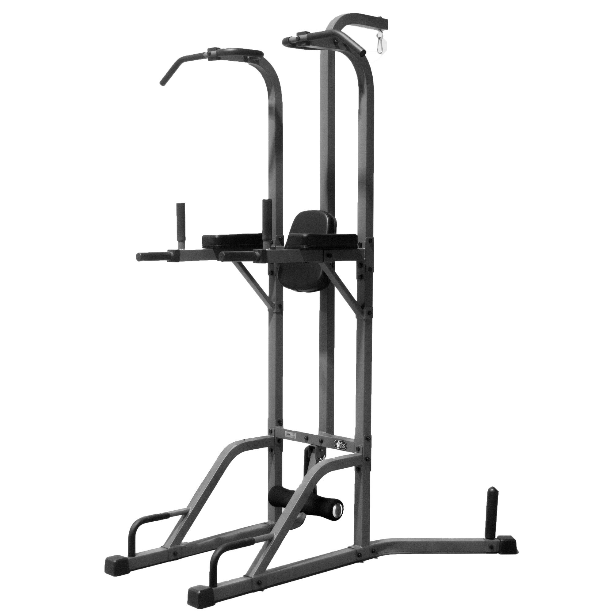 XMark Deluxe Power Tower and Heavy Bag Stand XM-2842 by XMark Fitness (Image #4)