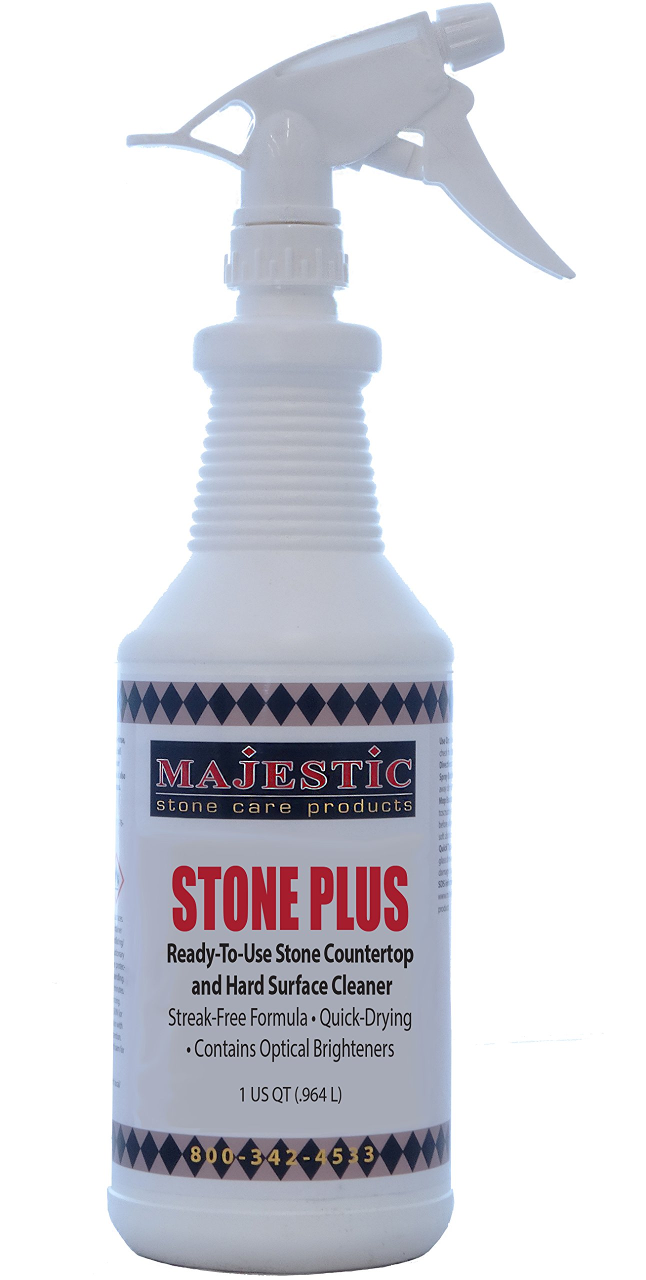 Stone Plus Spray Ready-To-Use Cleaner Qt.