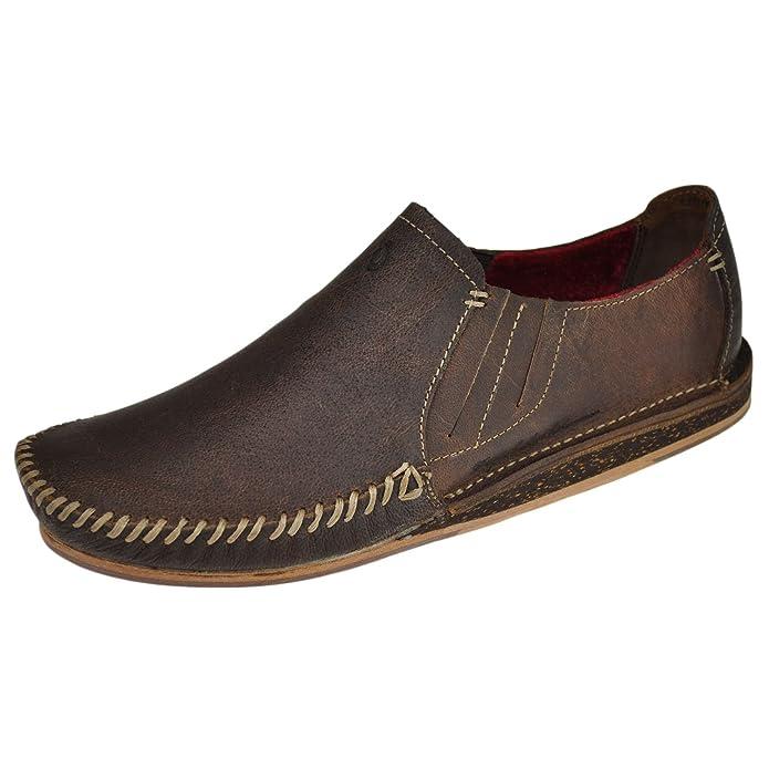 5c540577afd OluKai Men s Shoes Ali I Elua Slip-On 8 M Brown  Amazon.ca  Shoes   Handbags