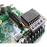 DS3231 Real Time Clock Module 3.3V/5V with battery For Raspberry Pi and Arduino by Atomic Market
