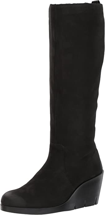 Bella Wedge Tall Riding Boot