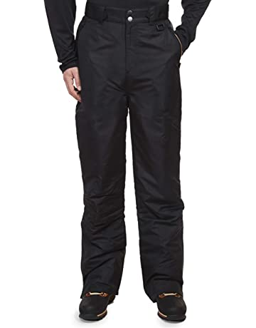 0545952ac5 Swiss Alps Mens Insulated Ski and Snow Pants