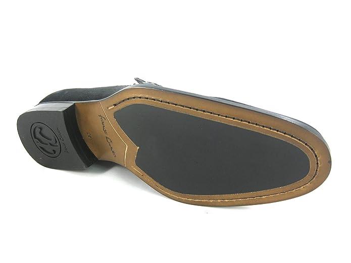 Mocasines de Caballero en Piel de Cocodrilo Franco Cuadra: Amazon.es: Zapatos y complementos