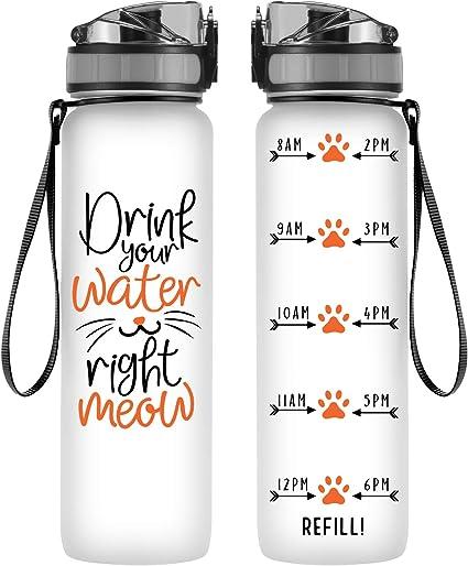 Amazon.com: Coolife - Botella de agua de 1 litro con ...