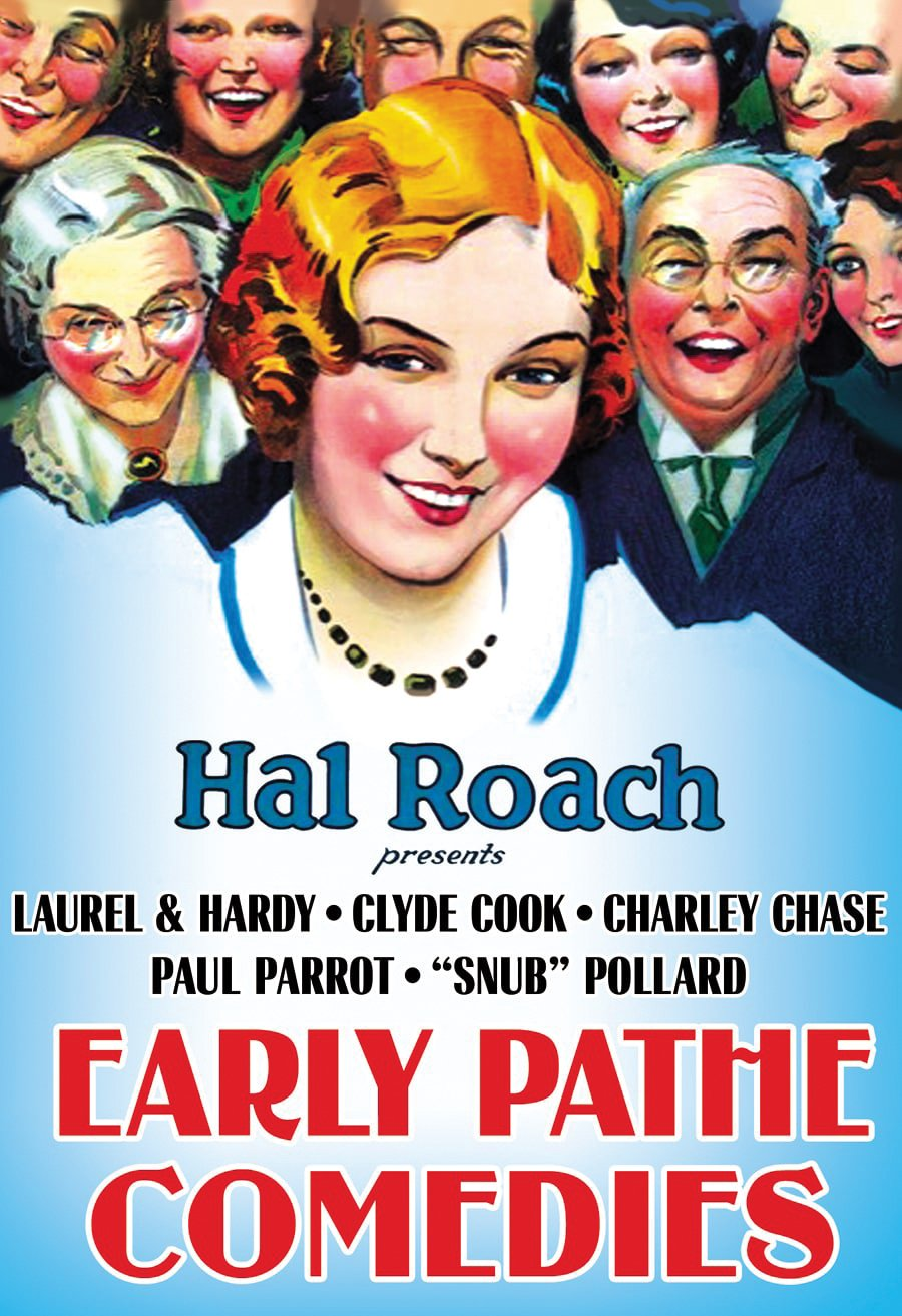 Hal Roach's Early Pathe Comedies Silent