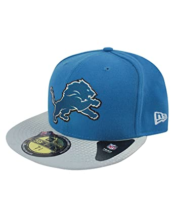 Amazon.com  New Era 59Fifty NFL Detroit Lions Draft Cap  Clothing 30bb4d8f9236