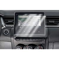 [2 sztuki] CDEFG do Renault Clio Zoe 2020 Captur Auto Navigation folia ochronna 4H odporna na zarysowania Anti…