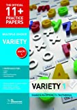 11+ Practice Papers Multiple-choice Variety Pack 1 (The Official 11+ Practice Papers)