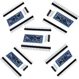 diymore 5Pcs Redesign Pro Mini ATmega328 3.3V 8M Replace ATmega128 Board Compatible with Nano Arduino
