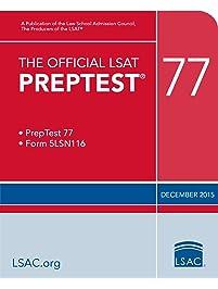 Amazon lsat graduate school books the official lsat preptest 77 dec 2015 lsat malvernweather Gallery