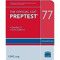 The Official LSAT Preptest 77: Form 5LSN116