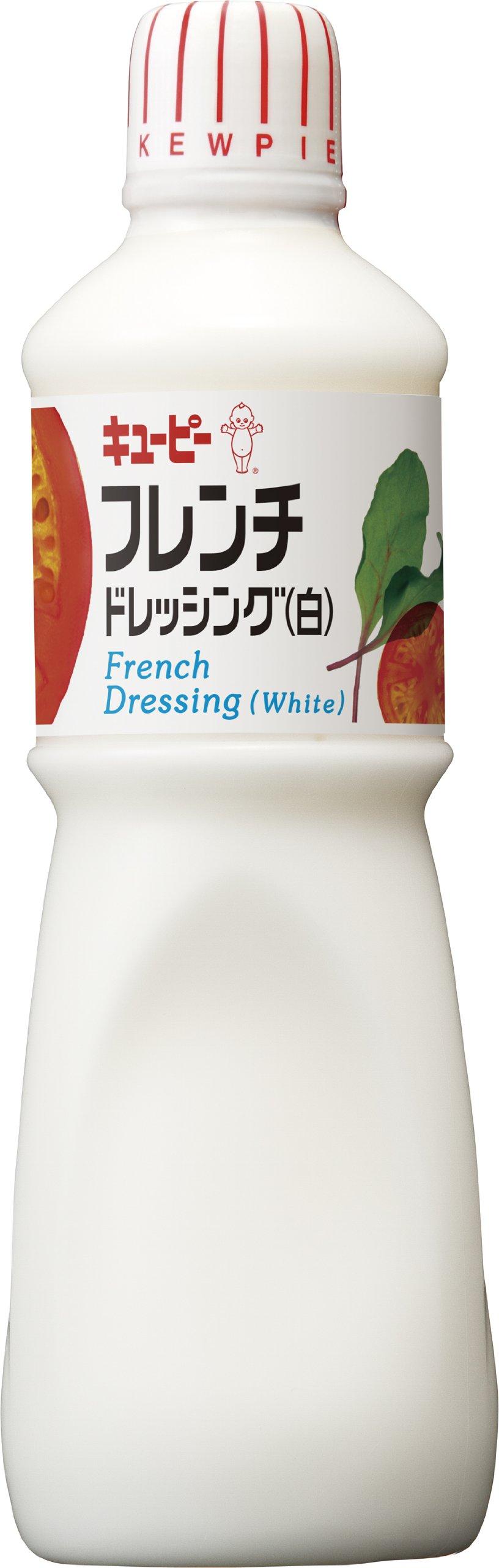 Kewpie French dressing (white) 1L
