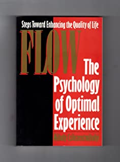 Creativity flow and the psychology of discovery and invention flow the psychology of optimal experience fandeluxe Gallery