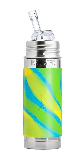 Amazon.com: Pura Kiki Botella térmica de acero ...