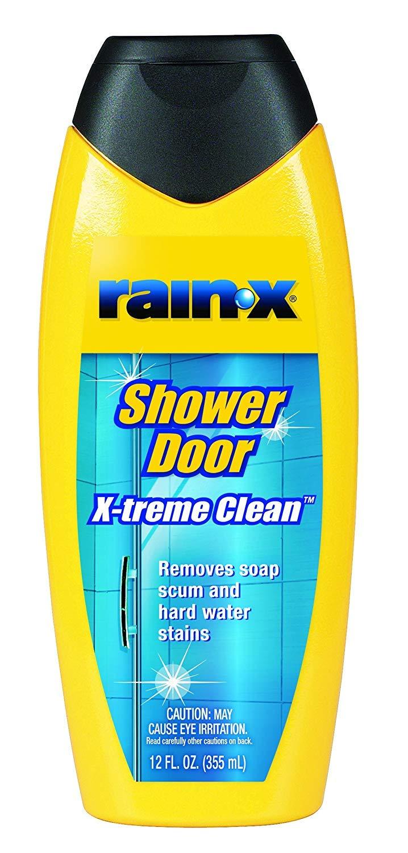Rain-X 630035 Shower Door Cleaner, 12 fl. oz. (2) by Rain-X