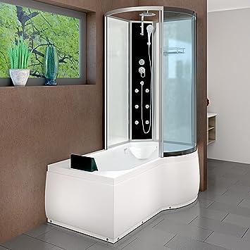 AcquaVapore DTP8050-A000L Wanne Duschtempel Badewanne Dusche ...
