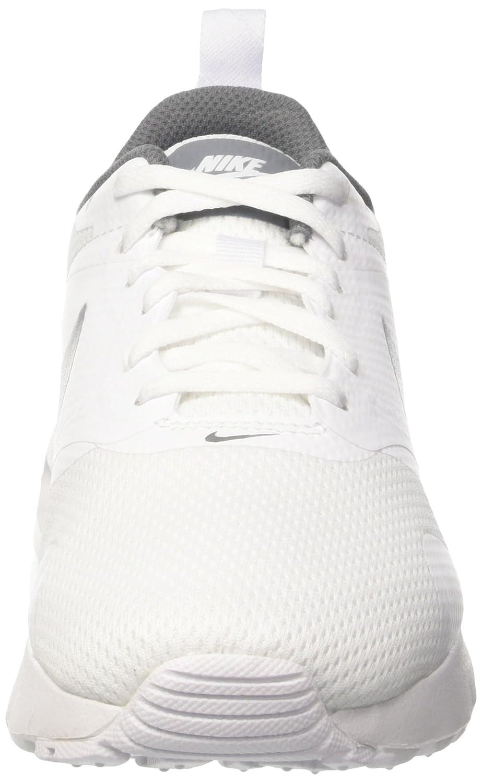 Nike Air MAX Tavas 8125 Air Bg Zapatillas Nike Unisex Air 8125 Niños Blanco 3605db