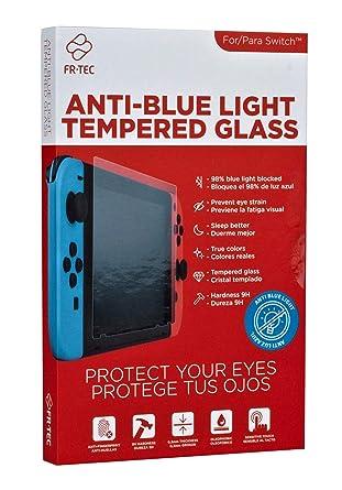 FR-TEC - Switch Cristal Templado con Filtro Luz Azul HEV ...