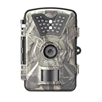 Deals on ECOOPRO Trail Camera 12MP 1080P HD Game Camera