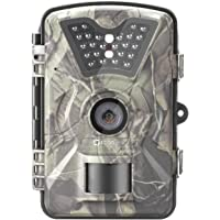 ECOOPRO Trail Camera 12MP 1080P HD Game Camera