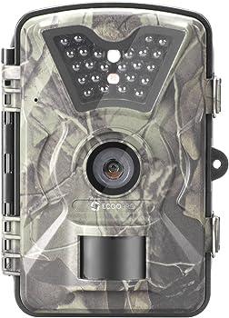 ECOOPRO Trail Camera 12MP 1080P HD Game Camera