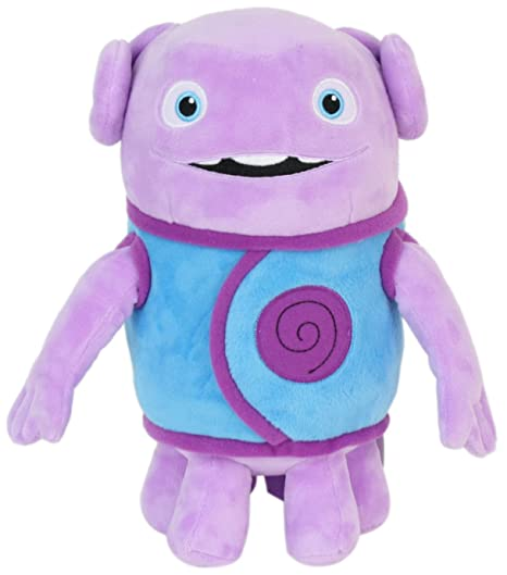 Amazon Com Dreamworks Home Talking Oh Plush Toy Toys Games