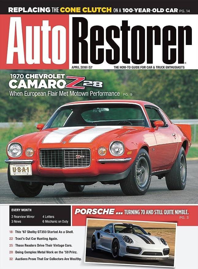 Auto Restorer: Amazon.com: Magazines
