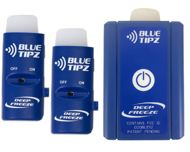最も完璧な ブルーTipz送信機+レシーバ B01LDX5RA0/ブースターパッケージ氷釣りtip-upアラートシステム B01LDX5RA0, 小樽市:857ac06f --- kickit.co.ke