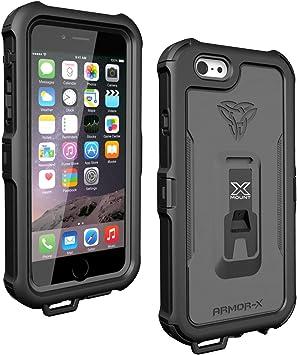 Armor-X Waterproof Iphone 6/6S Plus Case - Generation 2 - Black ...