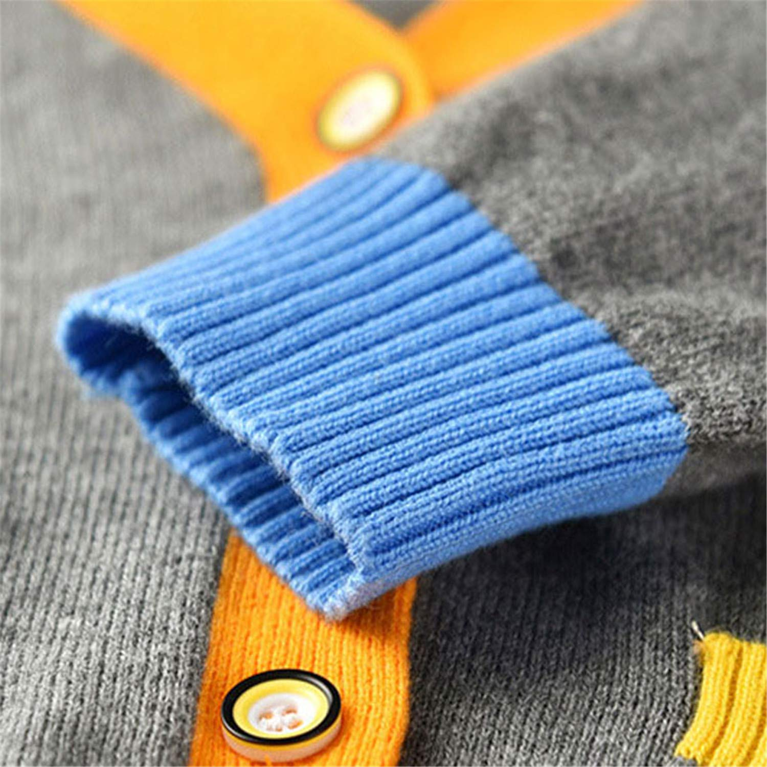 Paddy Meredith Casual Sweaters Vests Knitted Cardigans Autumn Winter Pullovers Waistcoat Boys Clothing