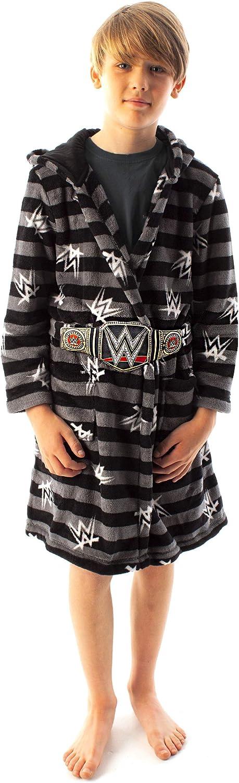 WWE Robe de Chambre pour gar/çons Championnat de Lutte Titre Ceinture Enfants pei