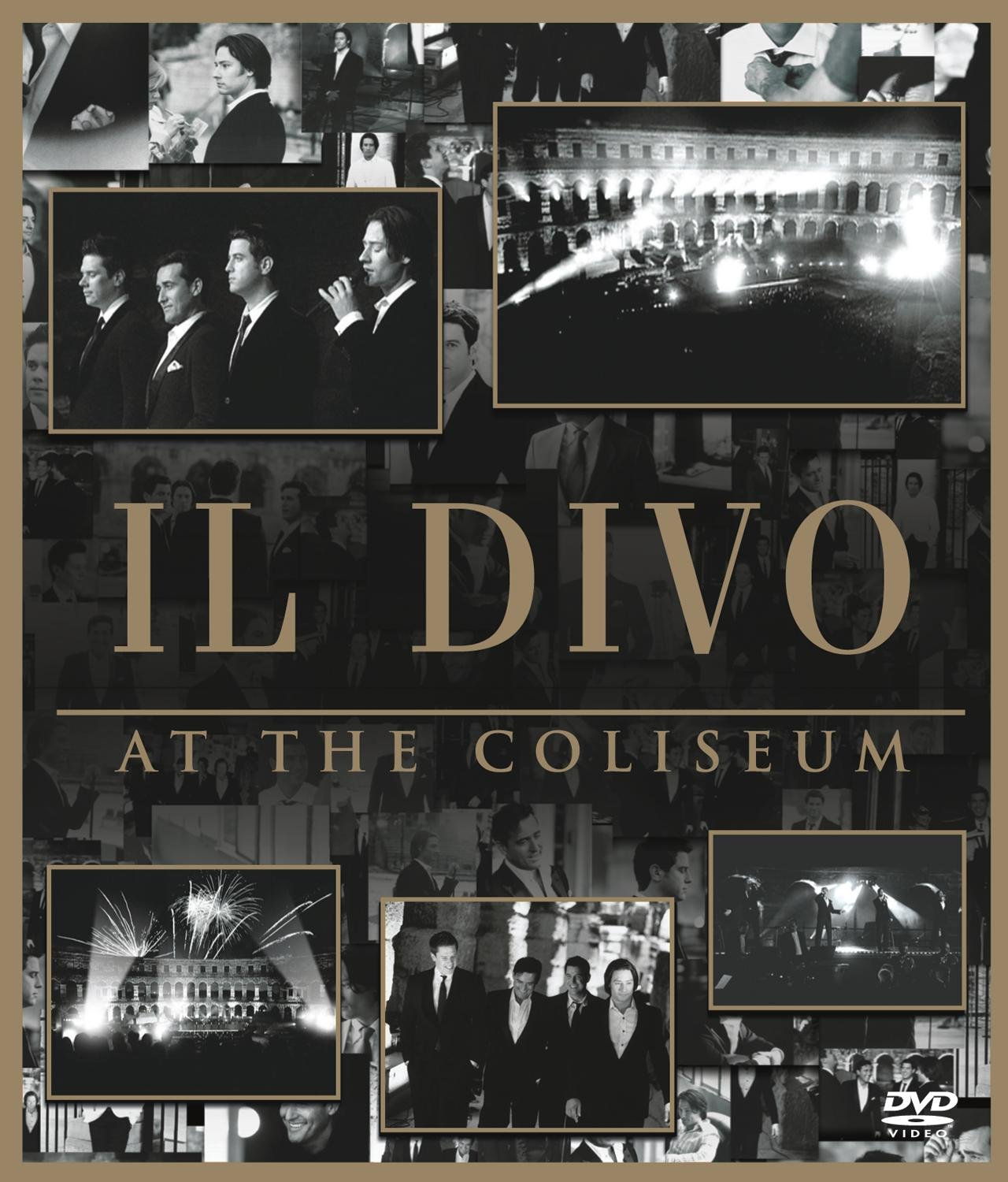 DVD AT COLISEUM BAIXAR THE IL DIVO