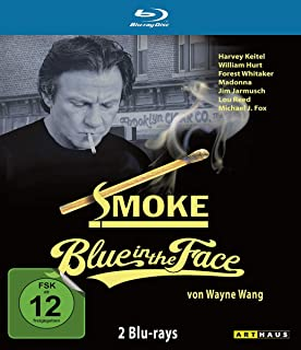 Blue In The Face Edizione: Regno Unito Italia Blu-ray: Amazon.es: Movie, Film: Cine y Series TV