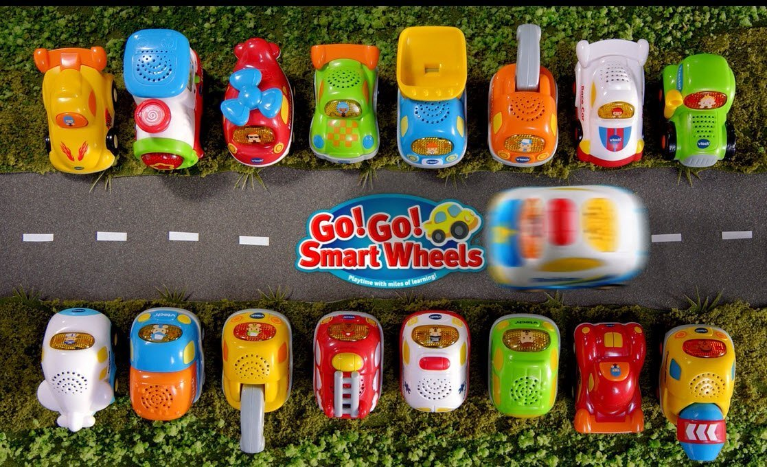 VTech Go! Go! Smart Wheels Deluxe Track Playset by VTech (Image #4)