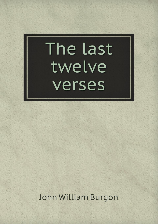 Download The last twelve verses pdf epub