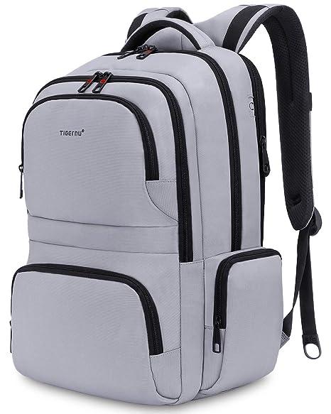 ee34e88cd KUPRINE Travel Anti Theft Slim Durable Laptop Backpacks for Women Mens  Lightweight Water Resistant College Computer