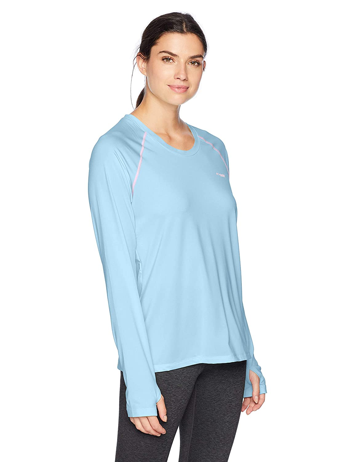 Columbia Tamiami Heather Knit Damen Langarm