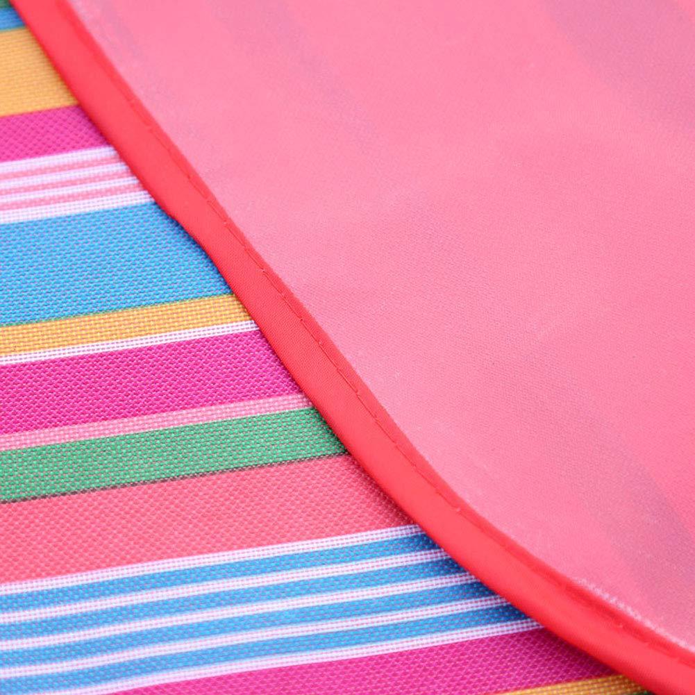 600D Oxford Cloth Outdoor Picnic Cloth Waterproof Mat Spring Tour Beach Mat 200 200 cm Outdoor Picnic Blanket