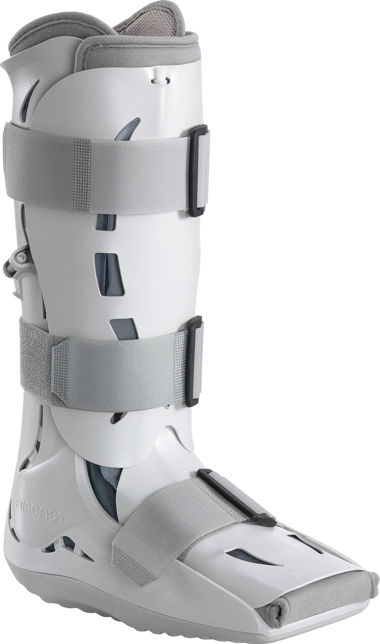 Aircast XP (Extra Pneumatic) Walker Brace / Walking Boot, Large