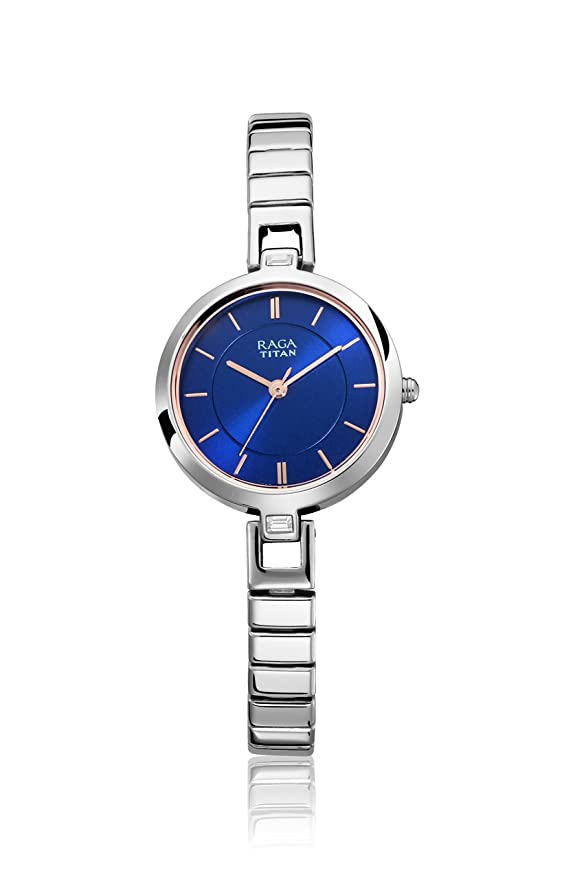 Titan Raga Viva Analog Dial Women's Watch Women's Wrist Watches