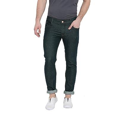 Teesort Tribewear Men's Slim Fit Jeans